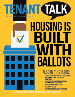 tenant talk 9 issue 1 cover