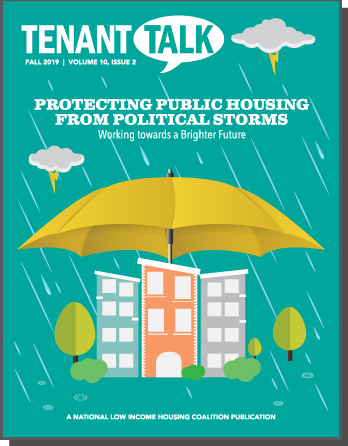 Tenant Talk: Protecting Public Housing from Political Storms