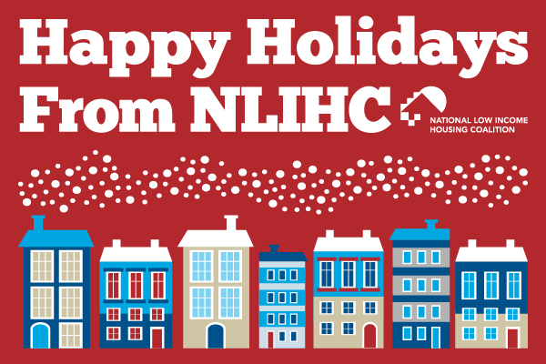 Happy Holidays from NLIHC!