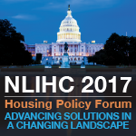 NLIHC 2017 Housing Policy Forum Advancing Solutions in a Changing Landscape