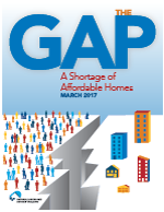 The Gap: A Shortage of Affordable Homes