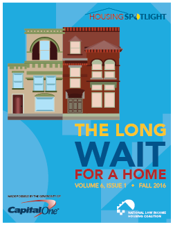 Housing Spotlight: The Long Wait for A Home