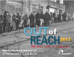 Out of Reach 2017: The High Cost of Housing