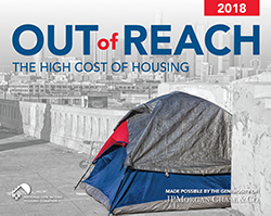 Out of Reach 2018: The High Cost of Housing