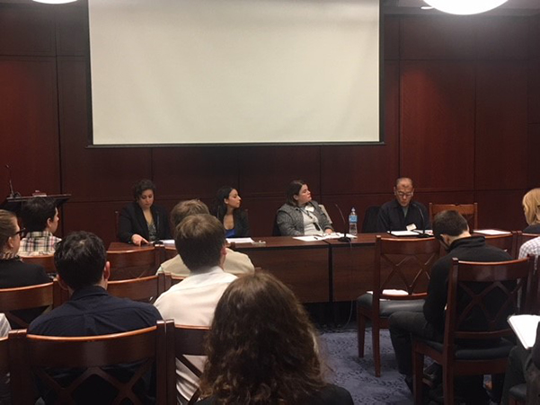 Disaster Housing Recovery Coalition's Congressional Briefing Panelists
