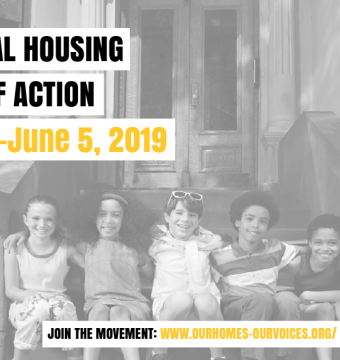 Our Homes, Our Voices National Housing Week of Action